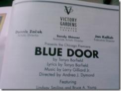 Blue door program